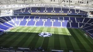 Estádio Do Dragao. Imagen procedente de: uefa.com