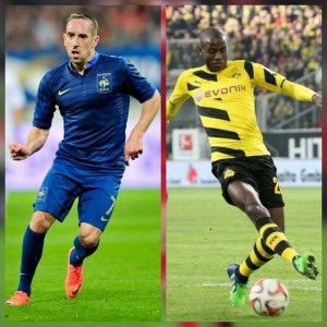 F. Ribéry y A. Ramos, fueron tentados para emigrar al fútbol chino.