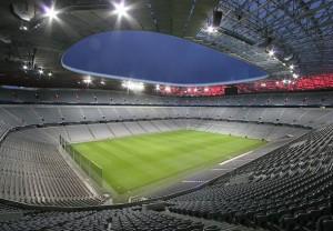 Allianz Arena, escenario del partido. Imagen procedente de: cache.marriott.com