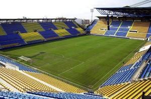 Estadio El Madrigal. Imagen procedente de: img.kooora.com