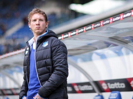 Julian Nagelsmann le ha dado un nuevo aire al Hoffenheim, que si sigue como va, puede salvarse de descender.