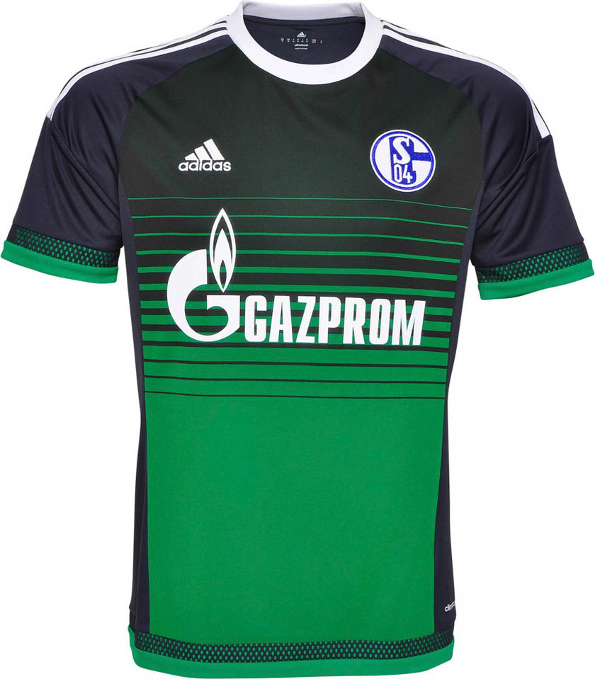 camiseta Schalke 04 2016-17