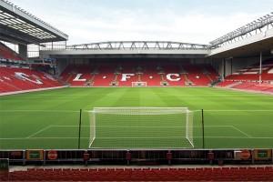 Anfield Stadium. Imagen procedente de: s-media-cache-ak0.pinimg.com