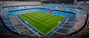 Estadio Santiago Bernabéu. Imagen procedente de: realmadrid.com