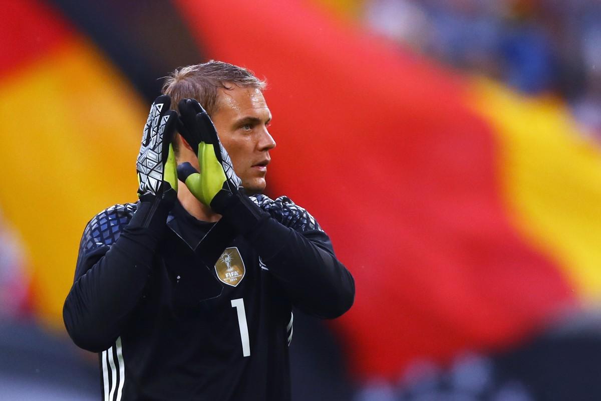 Neuer será una de las banderas de la Mannschaft en la EURO. Foto: (Dean Mouhtaropoulos/Bongarts/Getty Images).