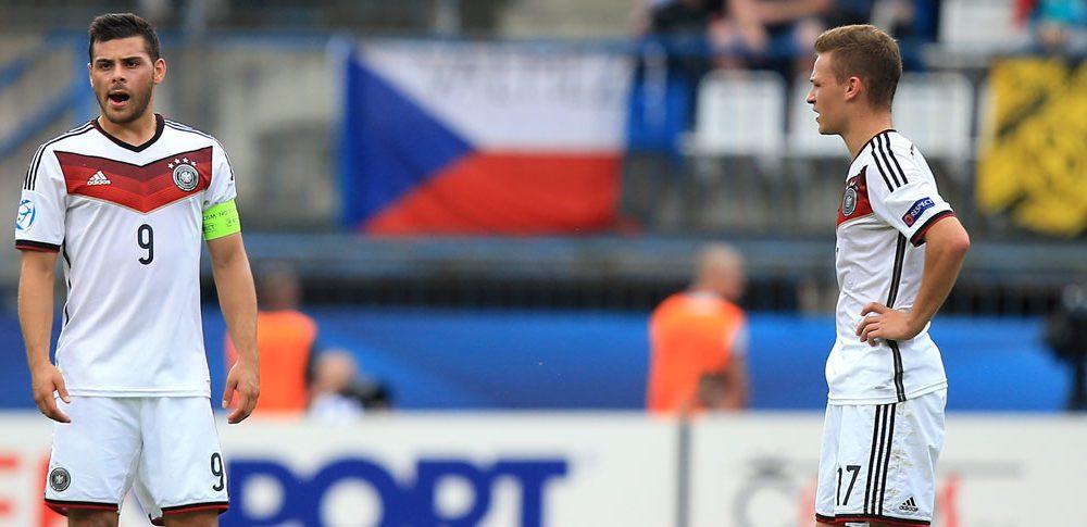 27062015-sap-Hoffenheim-Kevin-volland-Deutschland-U21-Europameisterschaft-Portugal-Olmuetz-Niederlage-Halbfinale