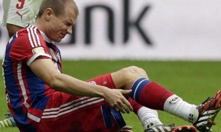 Badstuber en una de sus muchas lesiones