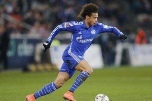 Sané con el Schalke 04