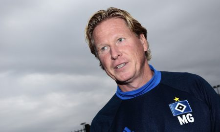 hamburger-sv-unveils-new-signing-head-coach-markus-gisdol