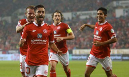Celebración del Mainz 05