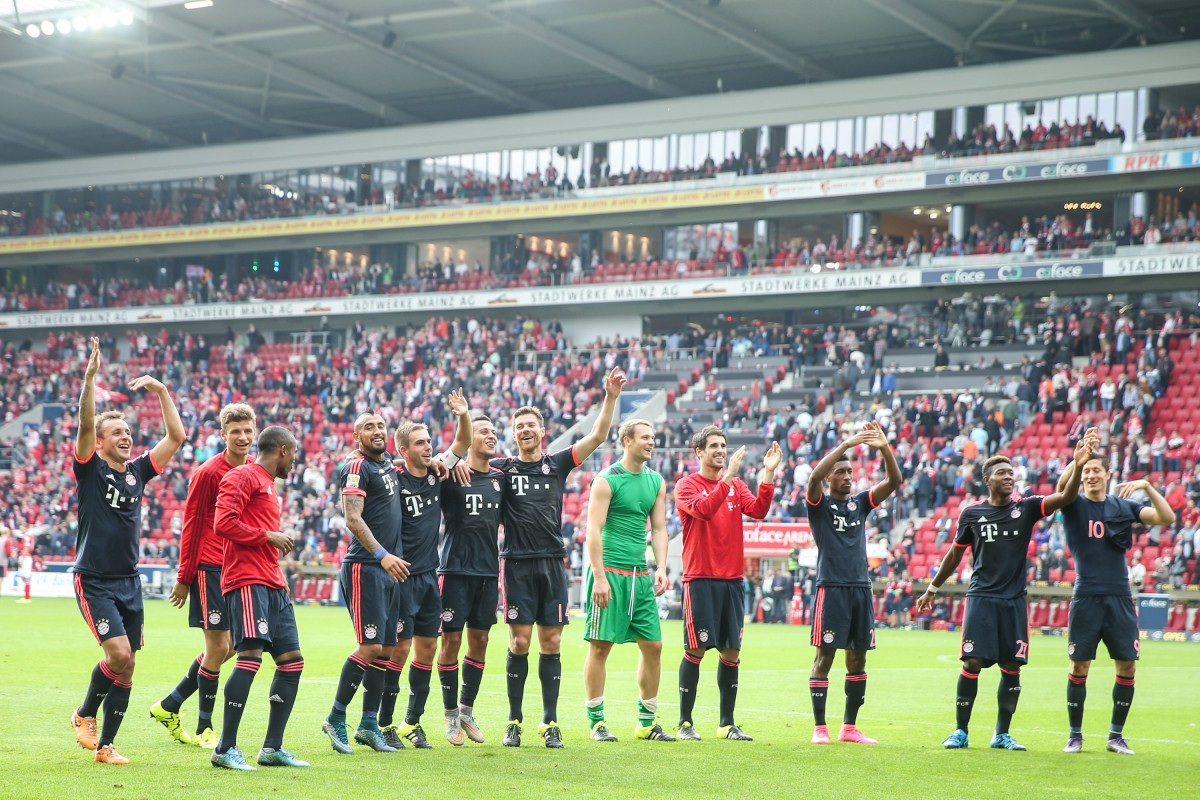 """Uno de los """"Dream Team"""" del fútbol mundial, el FC Bayern München. (Simon Hofmann/Bongarts/Getty Images)"""