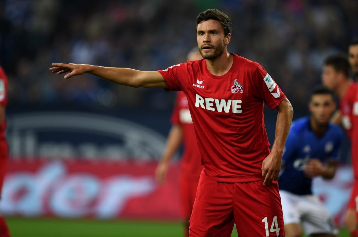 Jonas Hector se ha vuelto una referencia en su club, 1.FC Köln (PATRIK STOLLARZ/AFP/Getty Images)