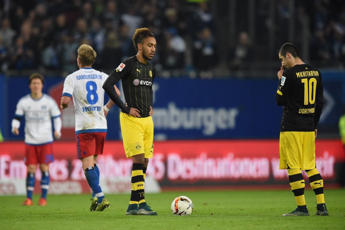 Hamburgo Borussia Dortmund