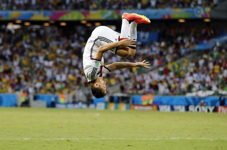 Solo una palabra queda para describir a Miroslav Klose: Leyenda.