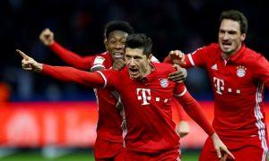 Wolfsburg Bayern Múnich
