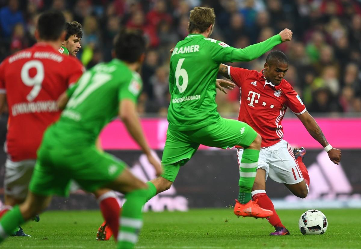 Previa M'Gladbach Bayern