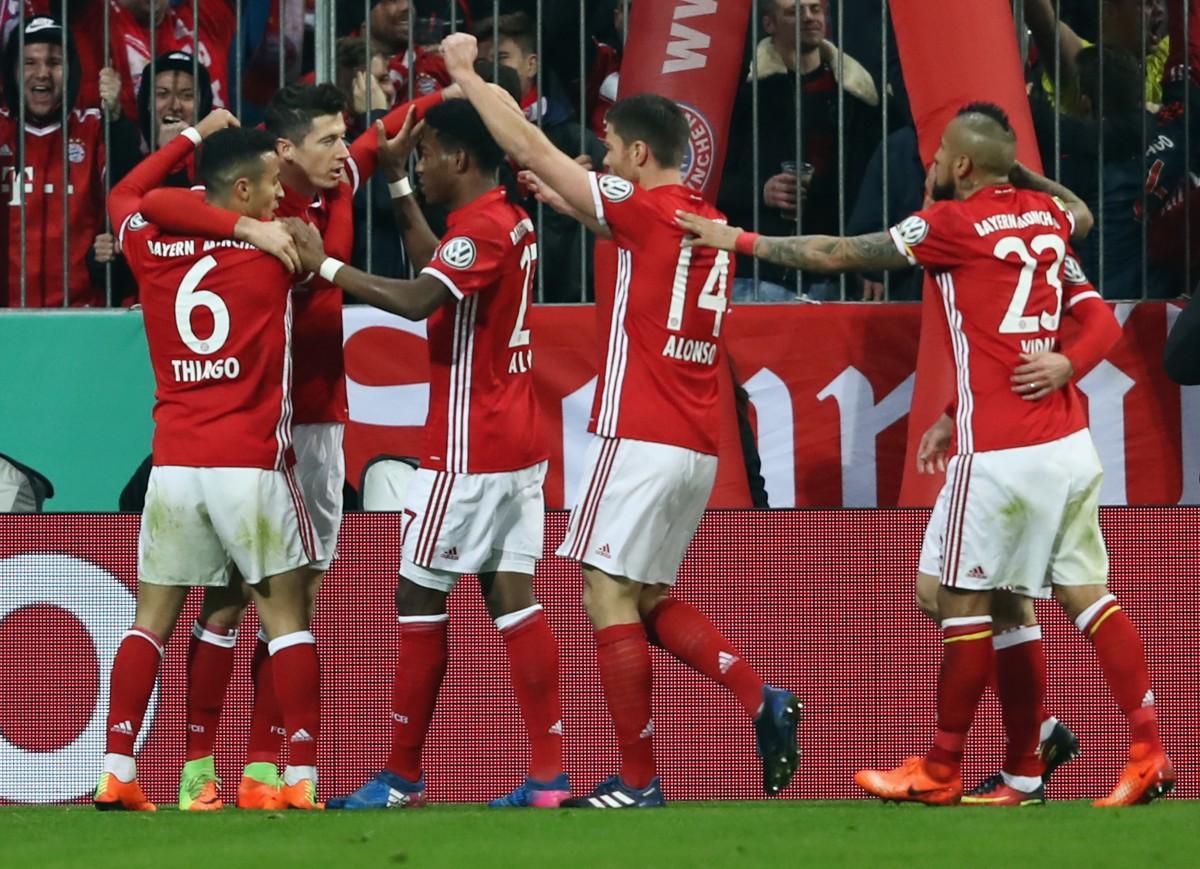 Fecha 23 Köln Bayern
