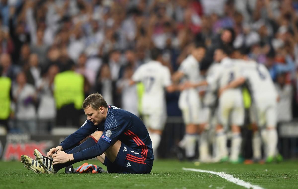 Bayern Múnich Champions League