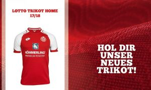 Camiseta Mainz 05 2017/18