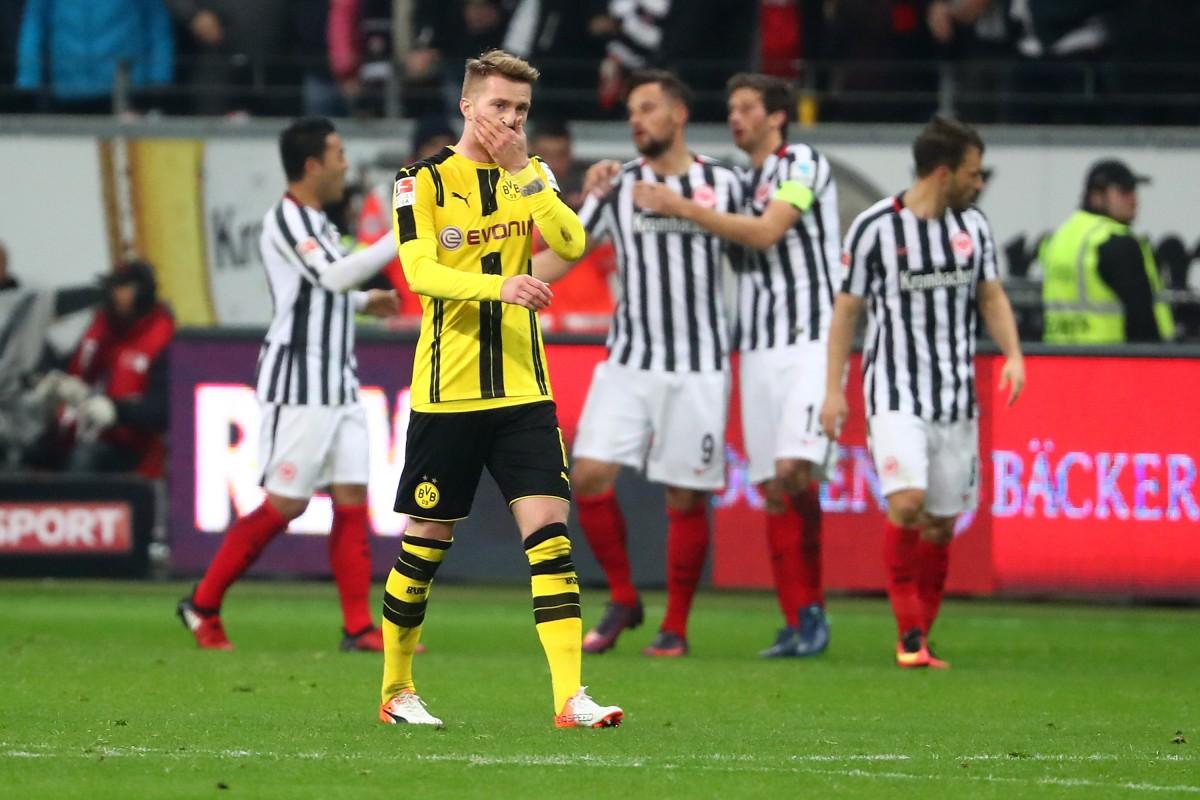 Borussia Dortmund Eintracht Frankfurt DFB-Pokal
