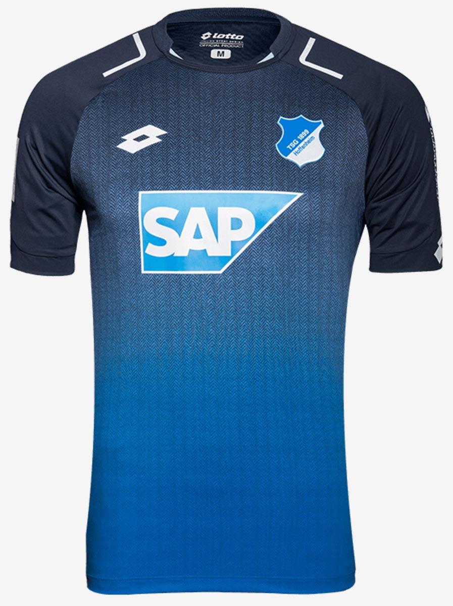 Lotto 1. FC HOFFENHEIM 18 HOME - Equipación de clubes - blue/white QgARN