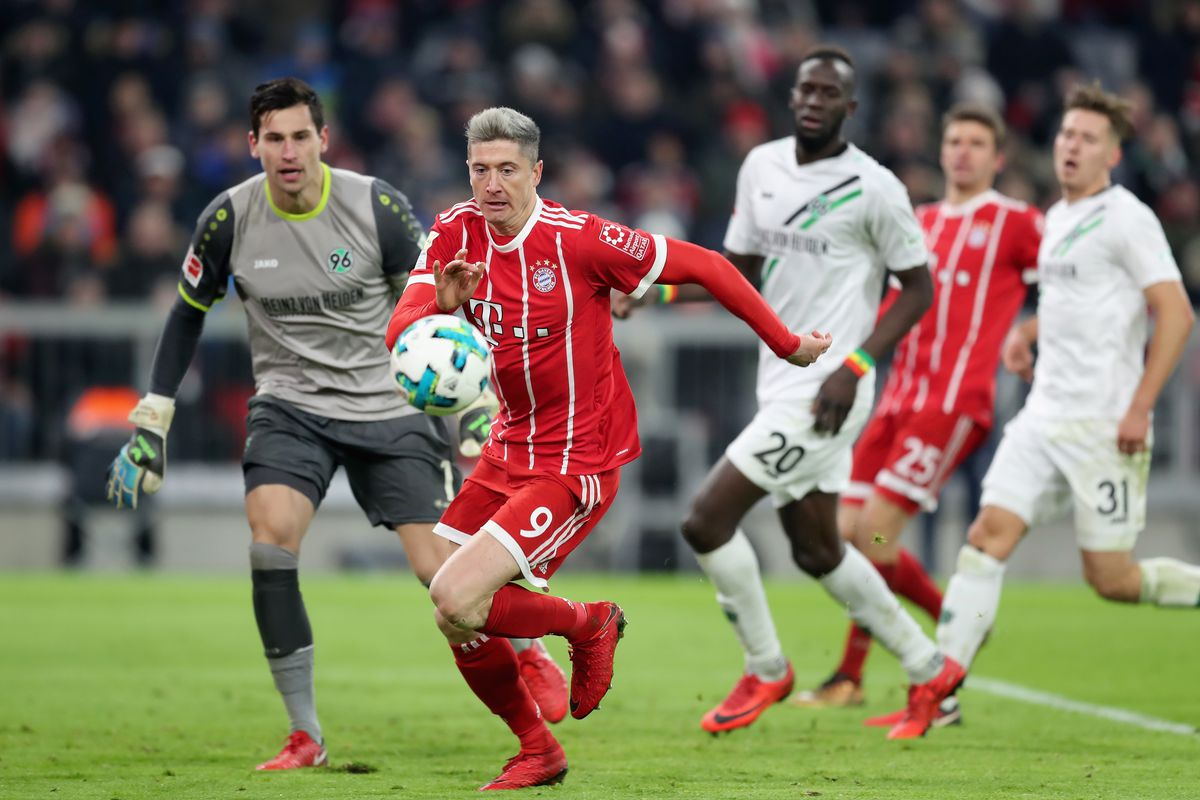 Hannover 96 Bayern München 2021