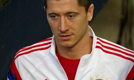 Robert Lewandowski 2019