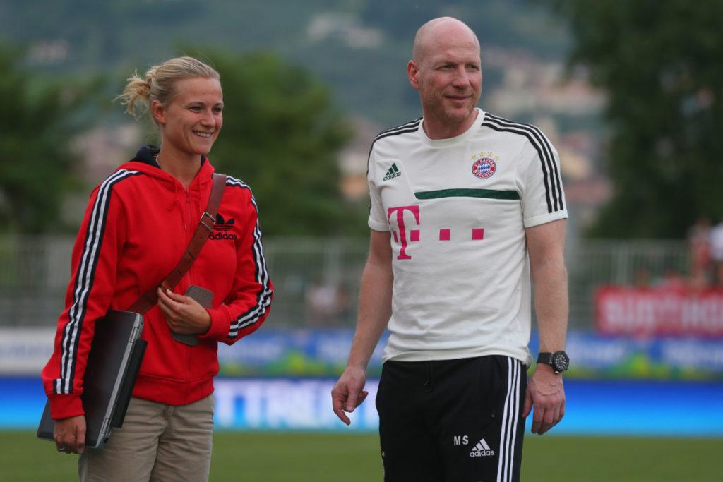 """Ella es la """"jefa"""" detrás de los triunfos del FC Bayern München esta  temporada"""