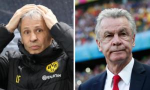 Favre destituido del Dortmund