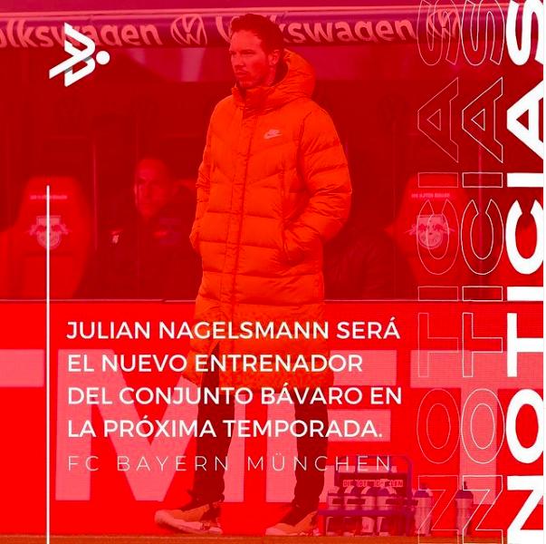 Nagelsmann al Bayern