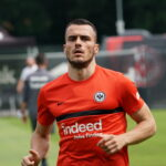 Kostic, la estrella de la Bundesliga que quiere el Hertha. Foto: Imago