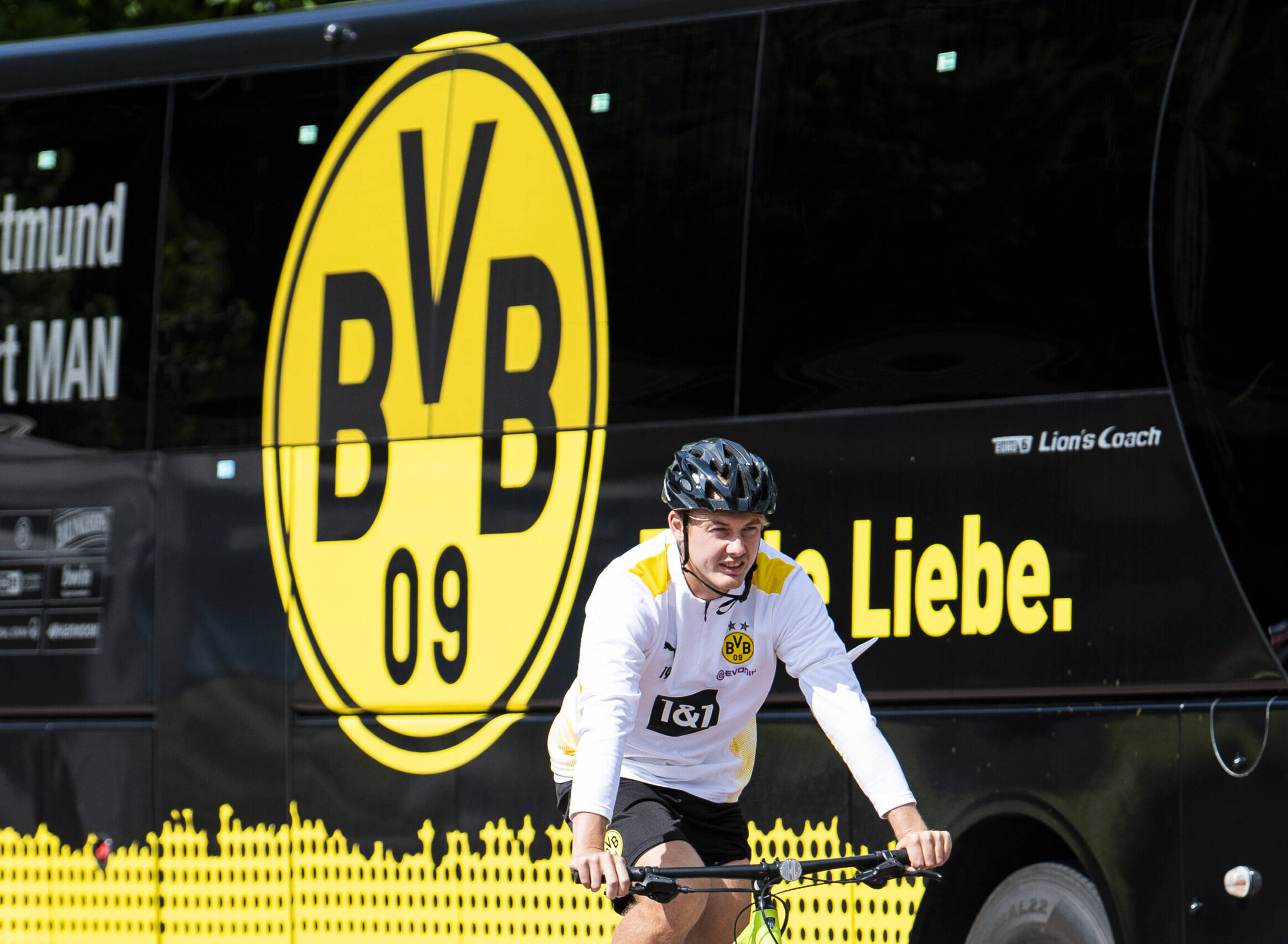 Julian Brandt, ¿hacia la salida del Borussia Dortmund? Firma: xKirchner-Mediax