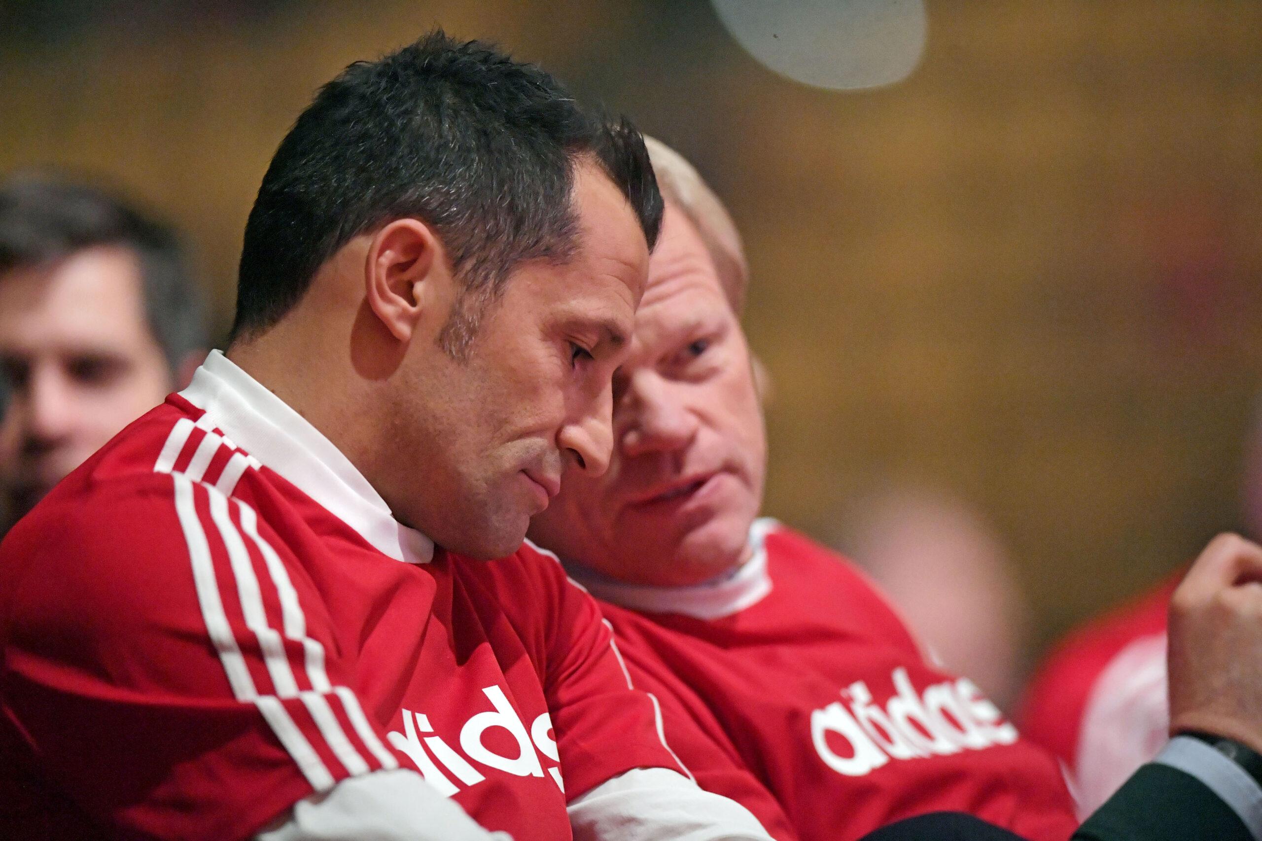 Brazzo y Kahn reordenan los contratos de FC Bayern München. Foto Imago.