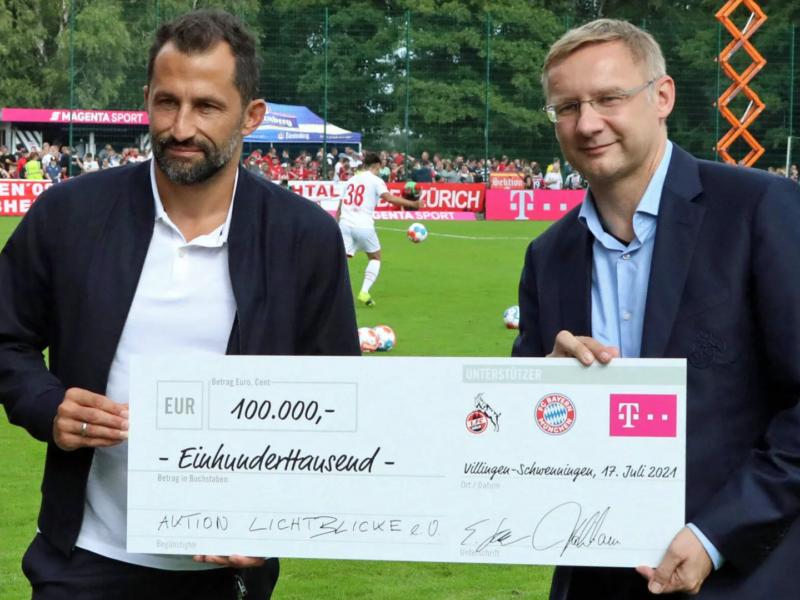 Bayern Munich, Borussia Dortmund y Colonia están haciendo contribuciones financieras a las víctimas de las inundaciones alemanas. - © imago
