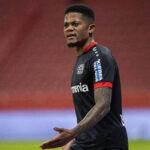 Leon Bailey, la promesa que no logró dar el salto en Leverkusen. Foto: Imago