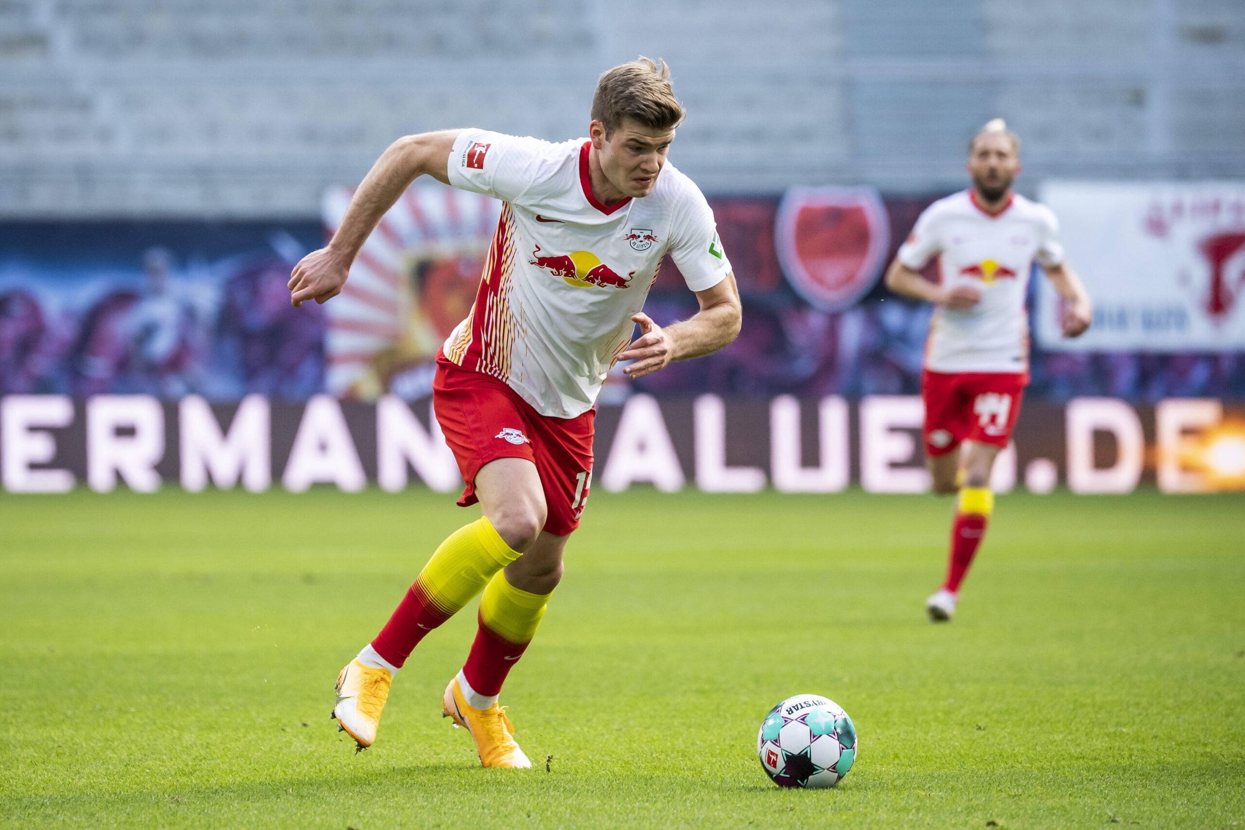 Alexander Solorth seguirá su carrera en la Real Sociedad si todo sigue su curso. Foto: Imago.