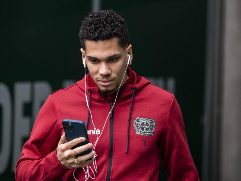 Paulinho, la promesa por consagrar en Leverkusen. Foto: Imago