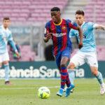Ilaix Moriba, la promesa de Barcelona que quiere RB Leipzig. Foto: Imago.