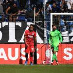 La derrota del Eintracht es la gran sorpresa del día. Foto: Imago