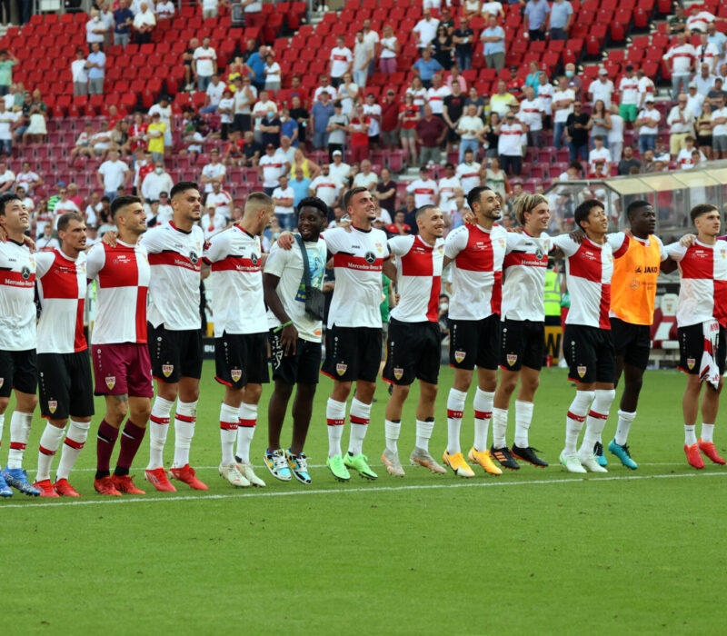 Stuttgart se ilusiona con una gran Bundesliga. Foto Imago.