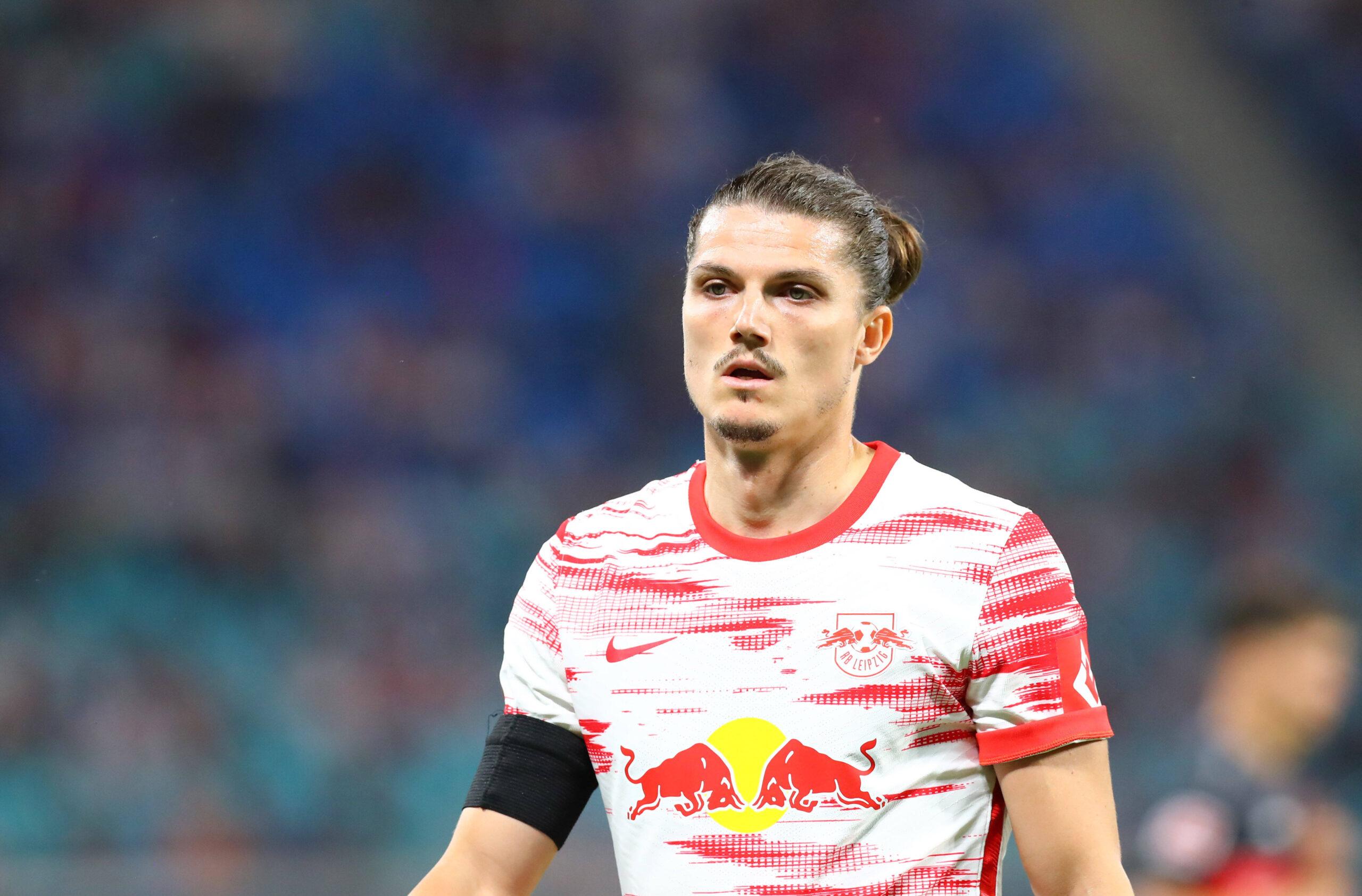 FC Bayern München y Sabitzer ya se han puesto de acuerdo. Ahora solo falta cerrar el trato con RB Leipzig. Foto: Imago.