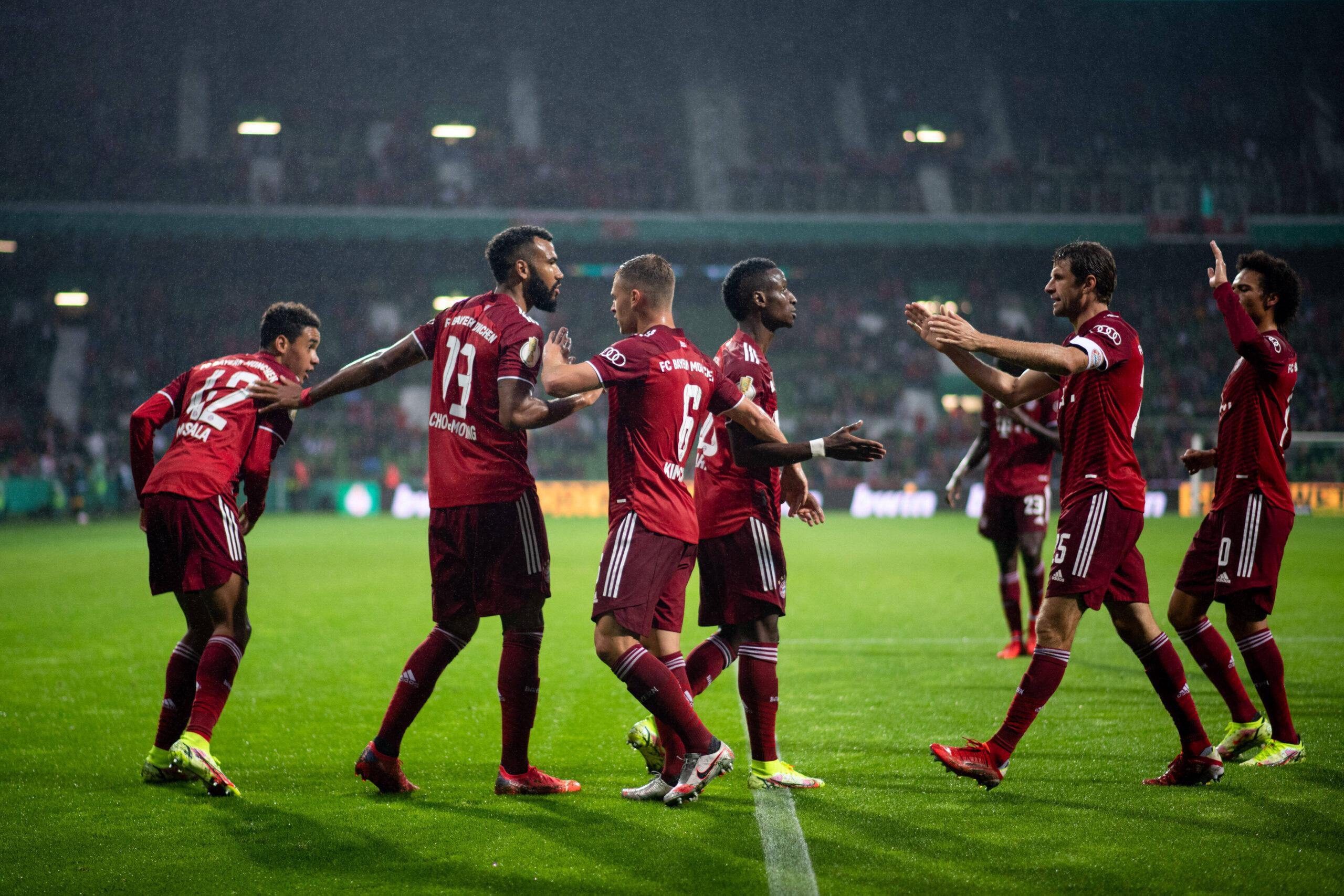 FC Bayern pasa sin despeinarse a la segunda ronda de DFB Pokal. Foto: Imago