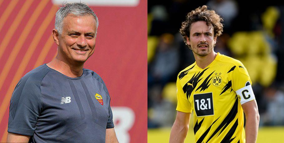 José Mourinho quiere a Thomas Delaney en la AS Roma - Mi Bundesliga -  Futbol alemán, en español
