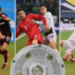 Los tres partidos más destacados del inicio de la Bundesliga. Fotos: Imago.