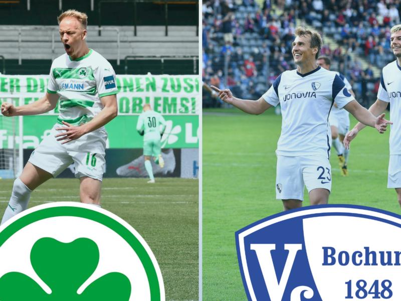Los ascendidos de la Bundesliga que quieren estar en la boca de todos. Foto: Imago..