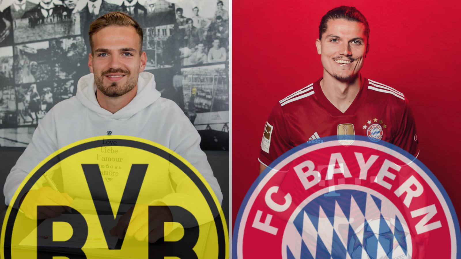 Con la llegada de Pongracic y Sabitzer, Borussia Dortmund y Bayern München se retirarían del mercado.