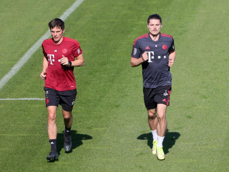 Marcel Sabitzer se pone a punto de cara a la jornada 4 de Bundesliga. Foto: Imago.