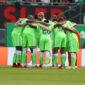 Wolfsburg y el sueño de volver a Champions League. Foto: Imago.
