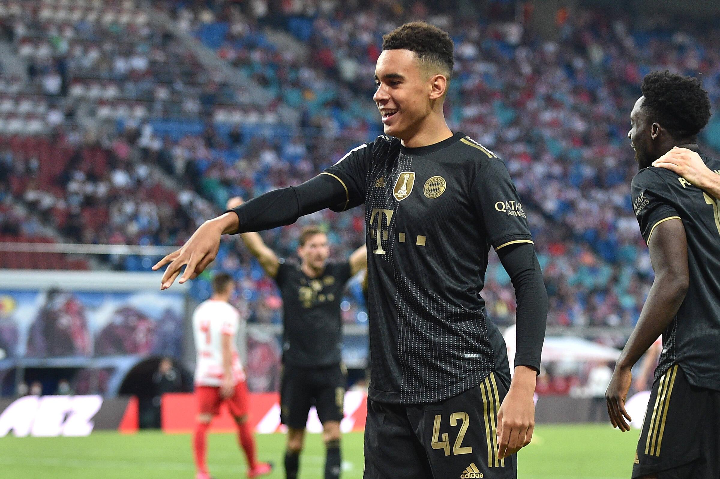 Las grandes actuaciones de Musiala piden paso en el FC Bayern. Foto: Imago