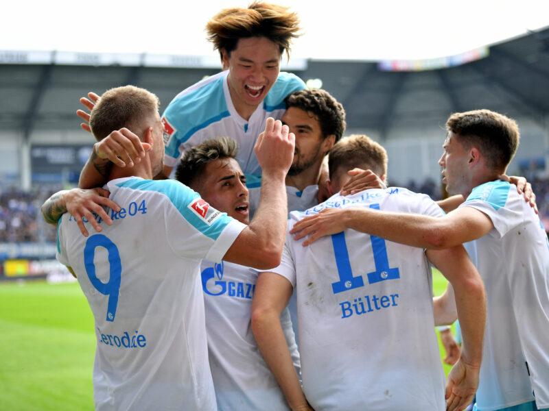 El Schalke sigue soñando con el ascenso a la Bundesliga. Foto: Imago